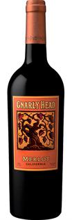 Gnarly Head Merlot 2014 750ml - Case of 12